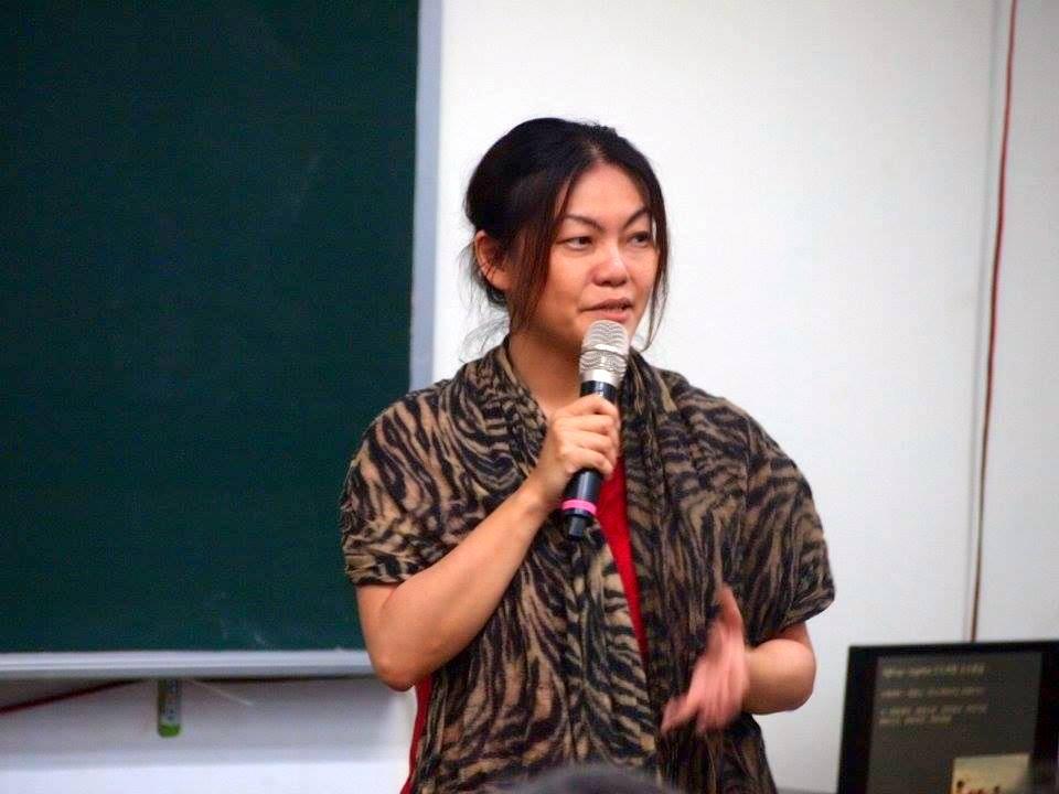 「從紐約到台灣-世界流浪.回家.教我的事」-主講人:徐芳筠老師