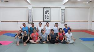 喜悅瑜珈初級班