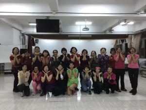 活力辣媽舞蹈班
