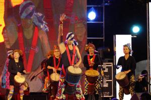 非洲鼓-節奏律動進階班