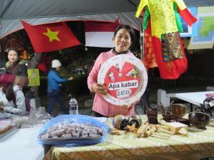 越南語、印尼語學習班