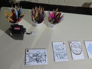 枋寮分班-色鉛筆彩繪