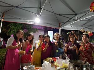東南亞文化異國料理美食班